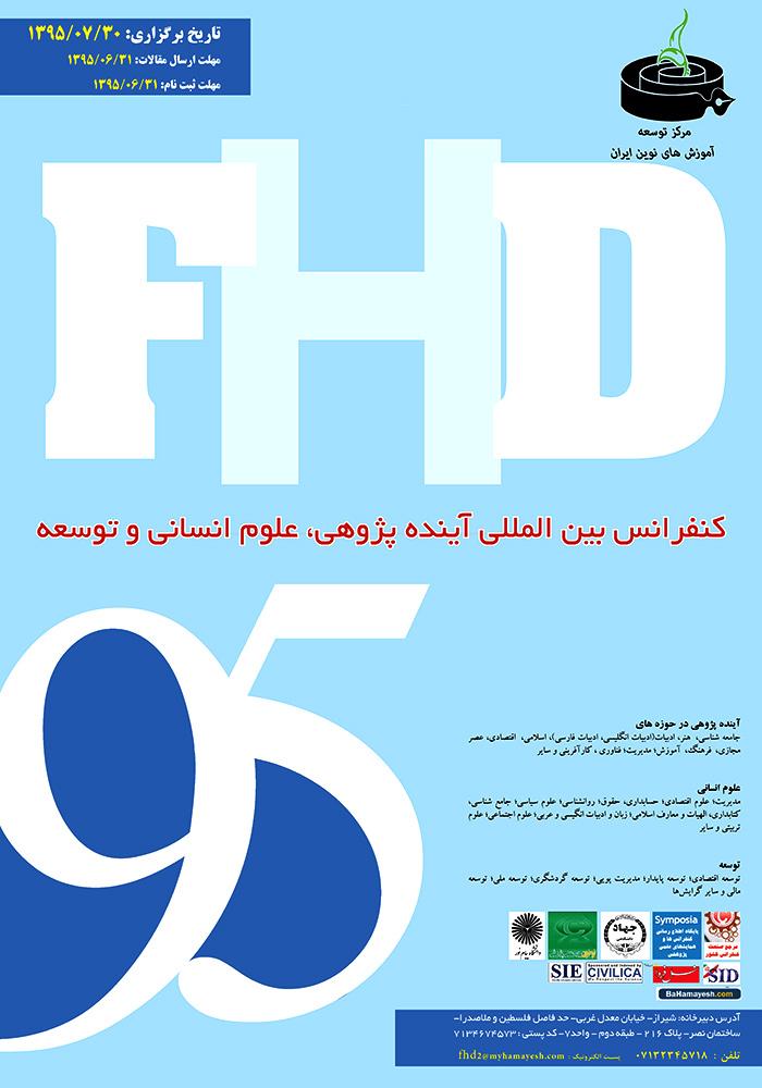 کنفرانس بین المللی آینده پژوهی، علوم انسانی و توسعه