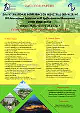 Poster of 13th International Industrial Engineering Conference