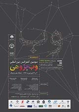Poster of Third International Conference on Web research
